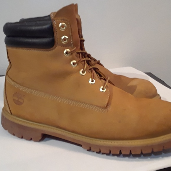 timberland men's boots size 14